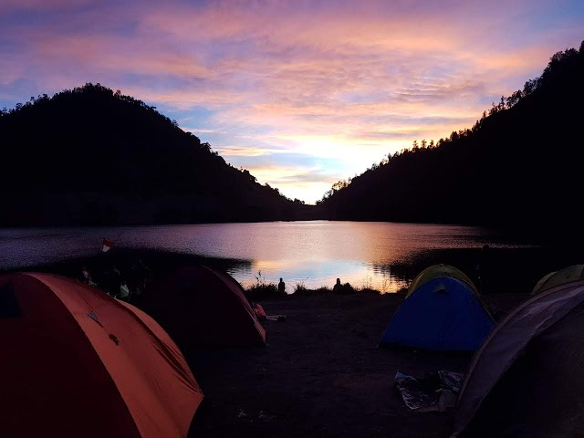 Porter Gunung, Open Trip Gunung Semeru 3H2M start Jakarta