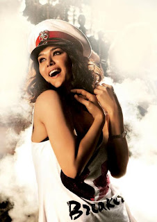 Preity Zinta in Ishkq In Paris stills