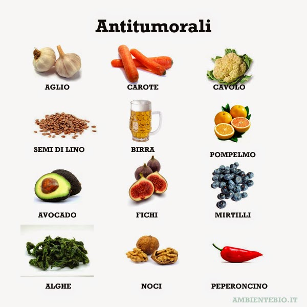 veronesi consigli alimentazione