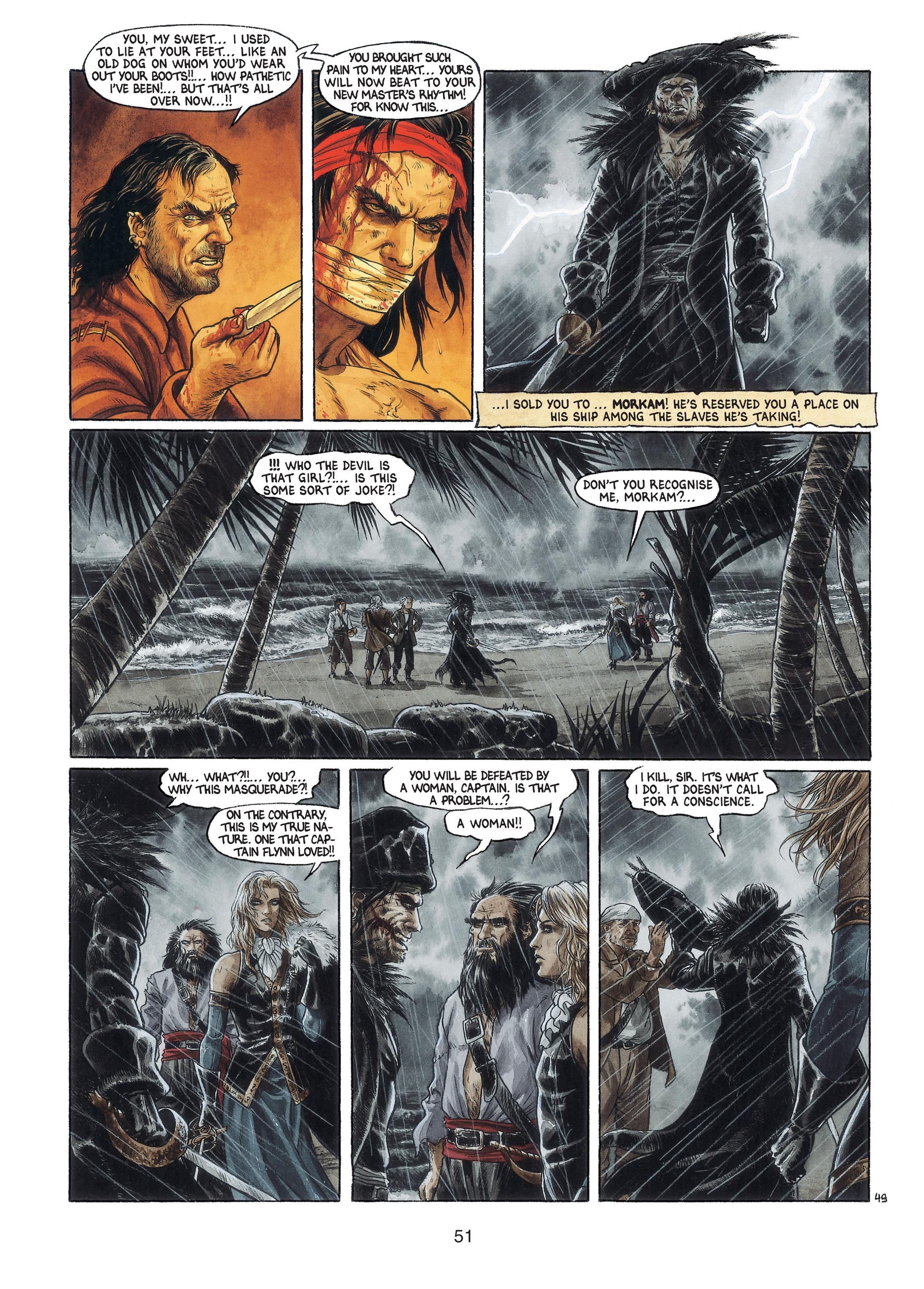 Read online Barracuda comic -  Issue #3 - 52