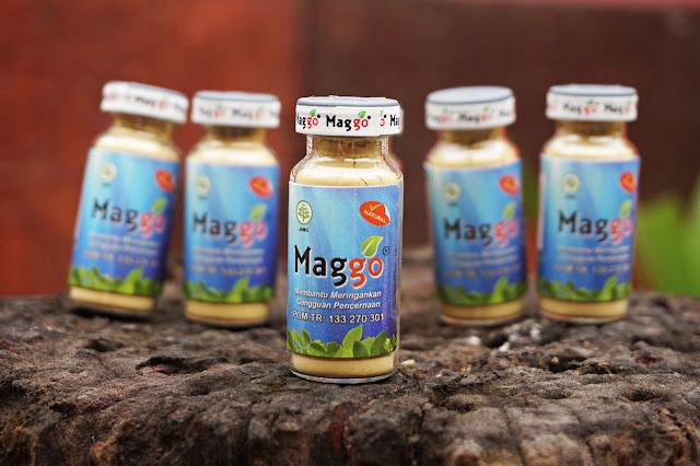 maggo, herbal, jamu, obat maag, pencernaan