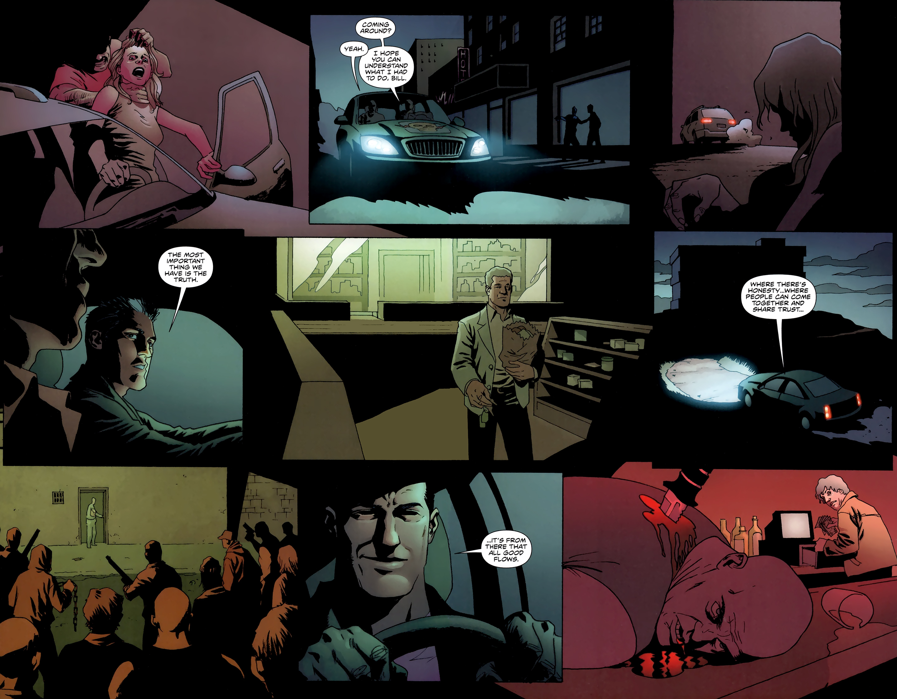 Read online Incorruptible comic -  Issue #28 - 21