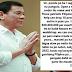 Netizen suggests President Duterte to build houses for homeless