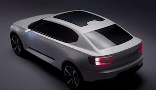2019 Volvo XC40 - Shading and Materials Designer