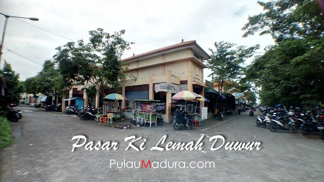 Pasar Ki Lemah Duwur