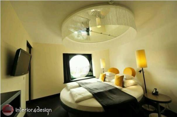Circular Bedrooms 17