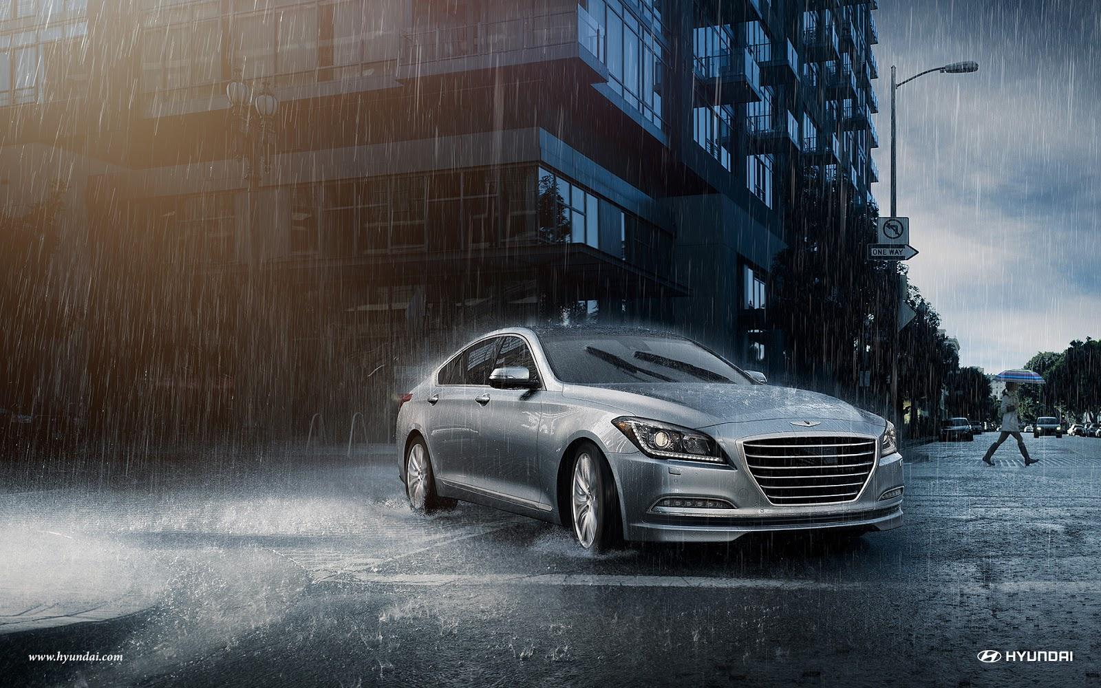 Hyundai Has A Luxury Brand Its Name Is Genesis
