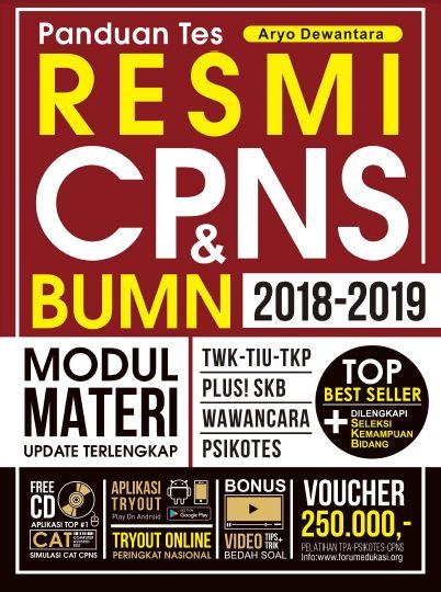 Download Buku Kumpulan Contoh Soal Tes Cpns 2018 Gratis