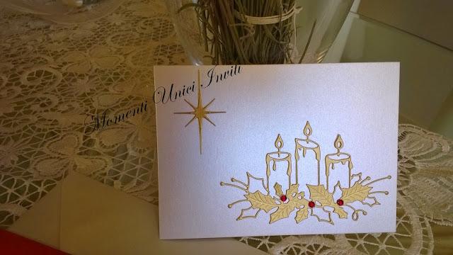 2 Card per i tuoi auguri nataliziCard di Natale