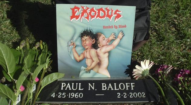 paul baloff exodus