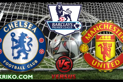 Big Match Chelsea Vs Manchester United