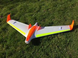 E-Flight FPV Opterra