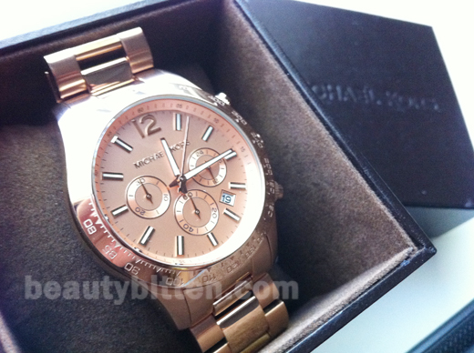 a9500a918911 Nordstrom Anniversary Sale  Michael Kors  Large Layton  Chronograph Watch  (Review)