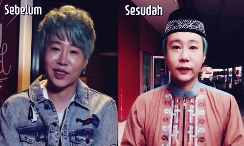 Biodata Hwang Wo-Joong Si Youtuber Korea Ujung Oppa Jadi Mualaf