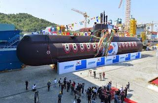 Kapal Selam Diesel Elektrik Type 214 KSS-2