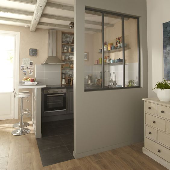 Keuken u00bb Keuken Afscheiding - Inspirerende fotou0026#39;s en ideeu00ebn van het ...