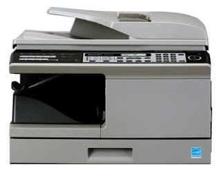 Sharp FO-2081 printer drivers download and install