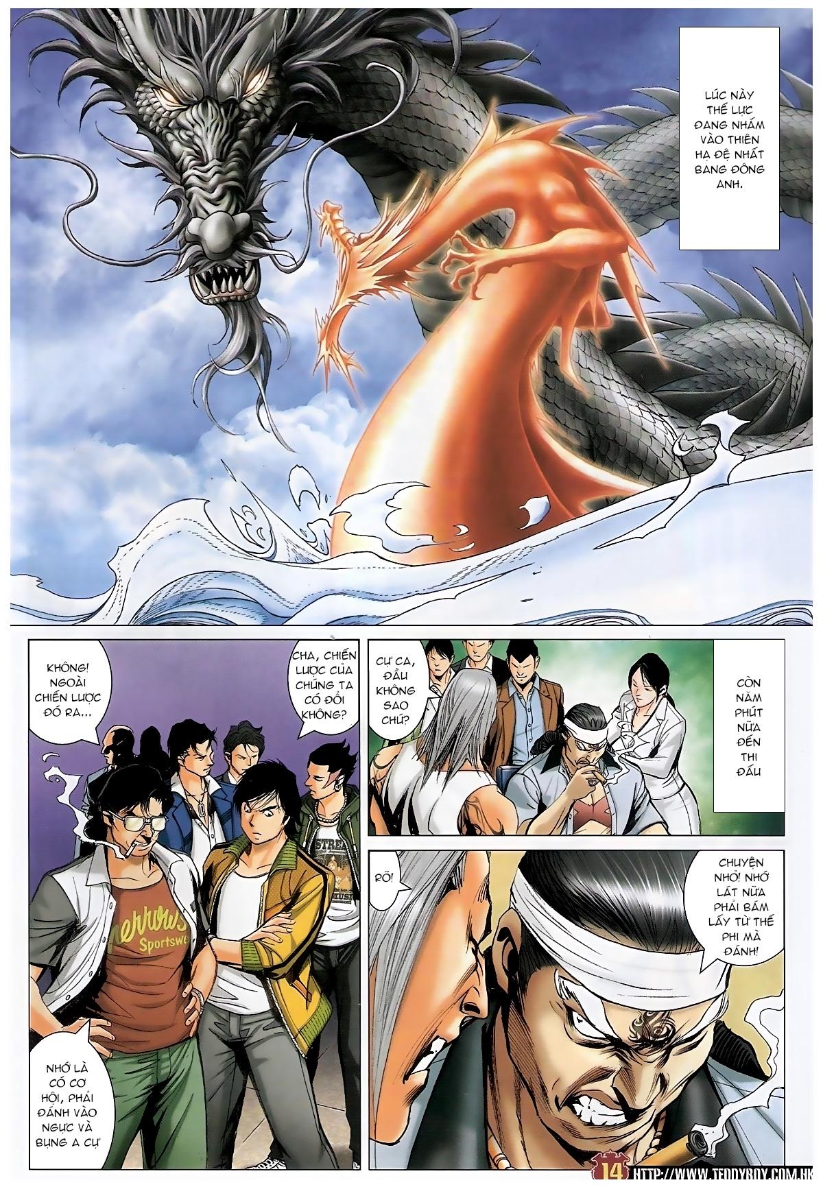Người Trong Giang Hồ - Chapter 1552: Long Uy - Pic 13