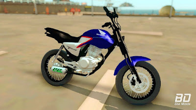 Download, mod, moto, Honda, Titan, Stunt,GTA, San Andreas