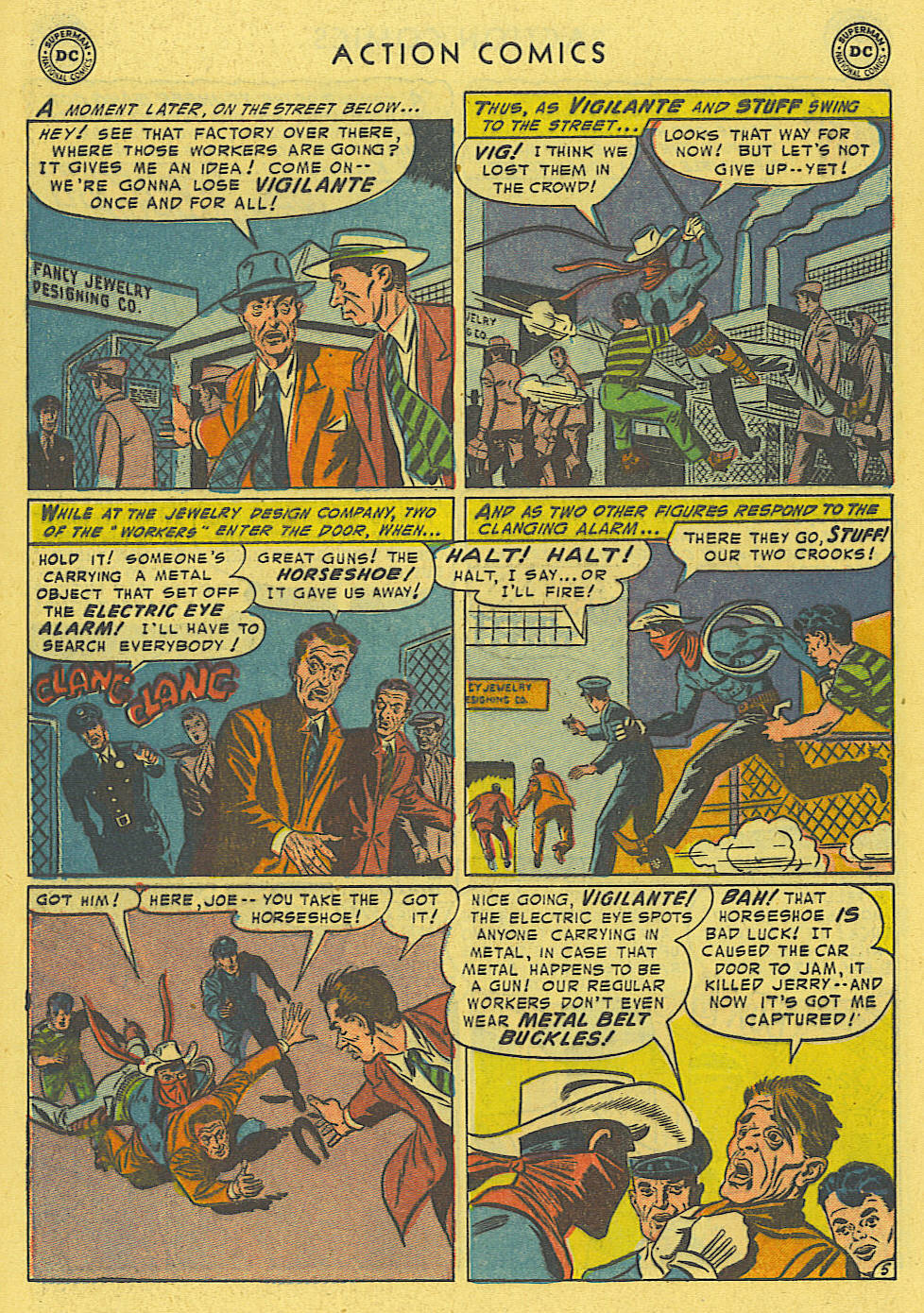 Read online Action Comics (1938) comic -  Issue #194 - 30