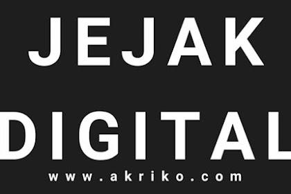 Jejak Digital itu Kejam
