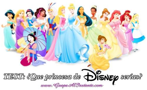que princesa de disney eres