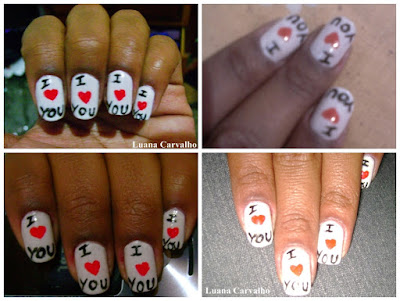 blog luana carvalho nails art