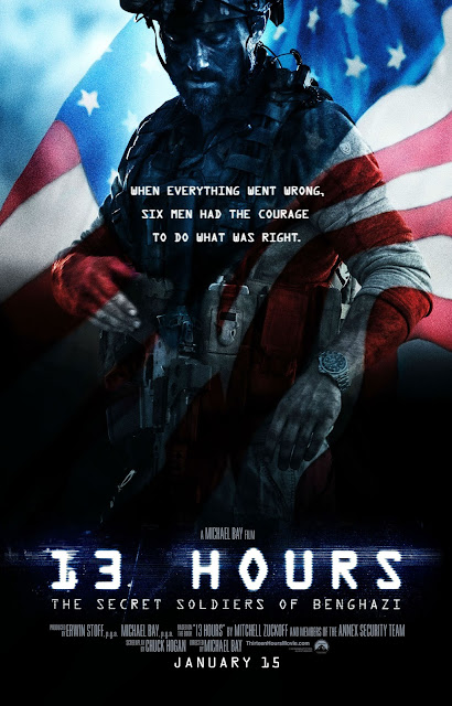 13 Hours: The Secret Soldiers of Benghazi (2016) ταινιες online seires oipeirates greek subs