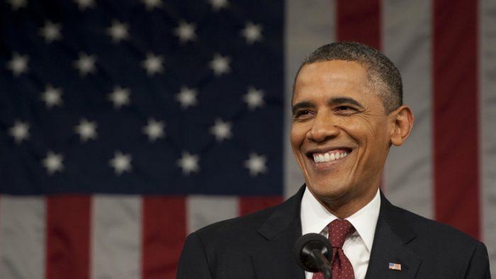 Obama Says Goodbye In Last Presidential Speech In USA