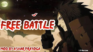 Naruto Senki Mod Storm 4 by Arsyad Prayoga Apk