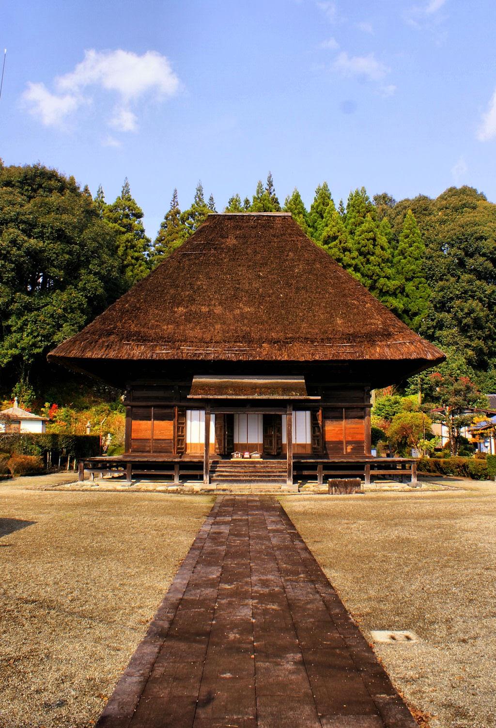 A Walk Around Kyushu Day 41 Yunomae to Hitoyoshi