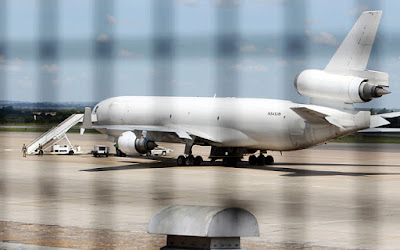 US cargo plane impounded In Zimbabwe after dead body and cash found on board