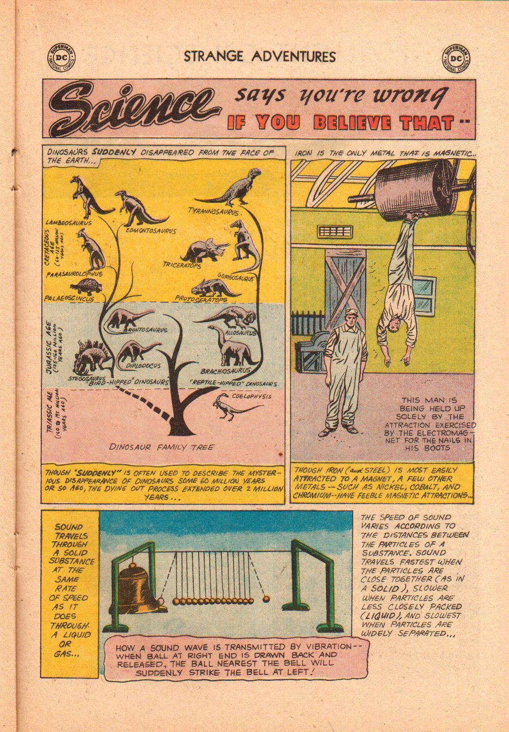 Strange Adventures (1950) issue 118 - Page 21