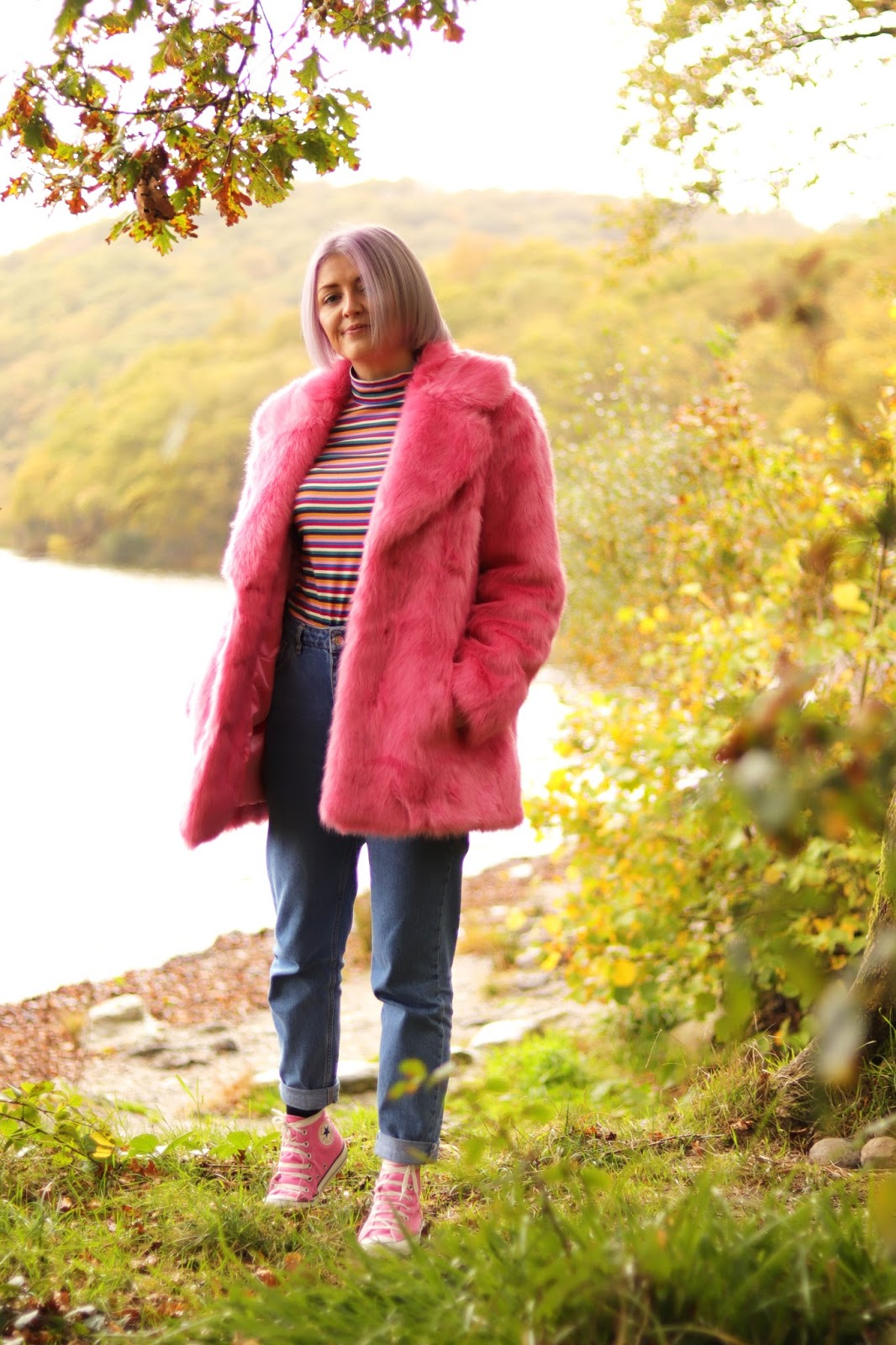 Glasgowfashiongirl - Pink Fur