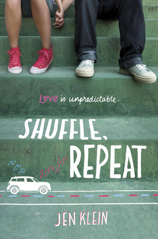 Shuffle, Repeat book cover