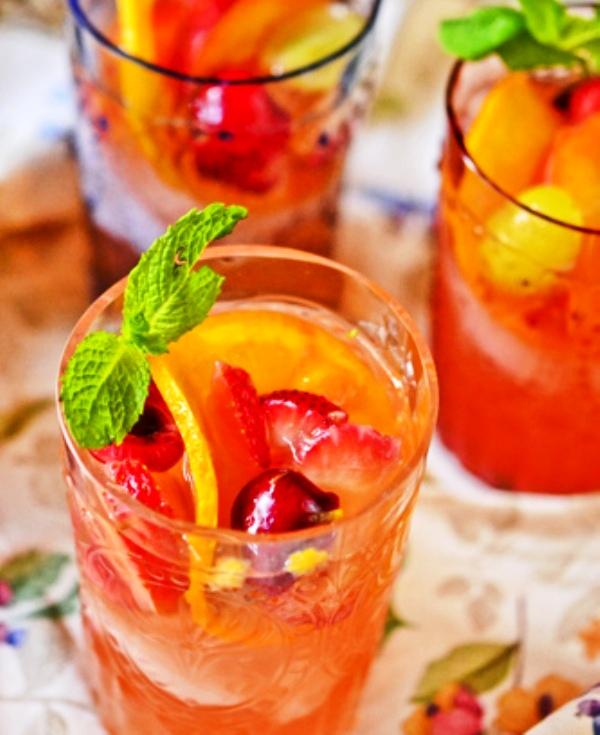 The Bestest Recipes Online: White Sangria