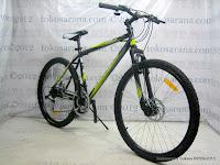 Sepeda Gunung Wimcycle Roadchamp RX 21 Speed Shimano EZ Fire 26 Shifter Inci