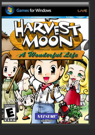 Free Download Harvest Moon Ps2 Untuk Pc - howexcellent