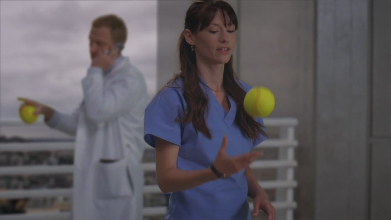 Grey\'s Anatomy - Episode 8.07 - Put Me In Coach - Review