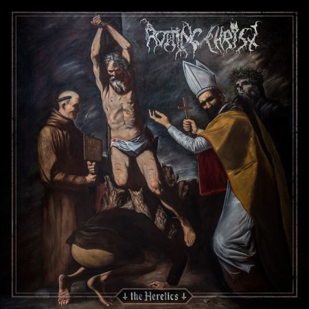 "ROTTING CHRIST: Lyric video για το νέο κομμάτι ""Heaven and Hell and Fire"""
