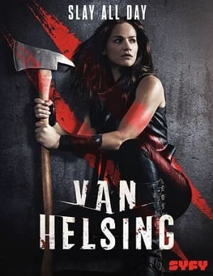 Van Helsing - 2ª Temporada Legendada Séries Torrent Download capa