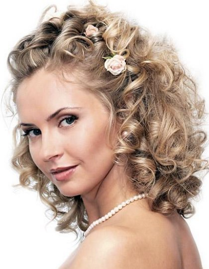 Medium Wedding Hairstyles: Hairstyles For Prom For Medium Hength Hair