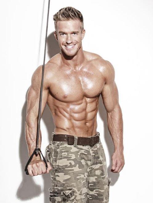 Male Fitness Models
