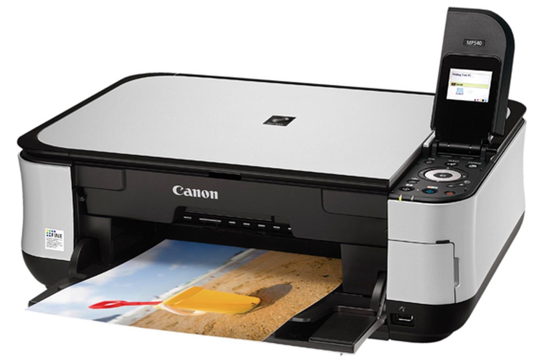Canon pixma mp540 драйвера скачать бесплатно