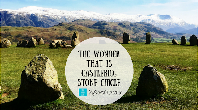 The Wonder that is Castlerigg Stone Circle - with kids