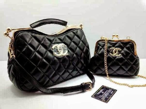 Model tas chanel original terbaru dan harganya 95f7cd37fd