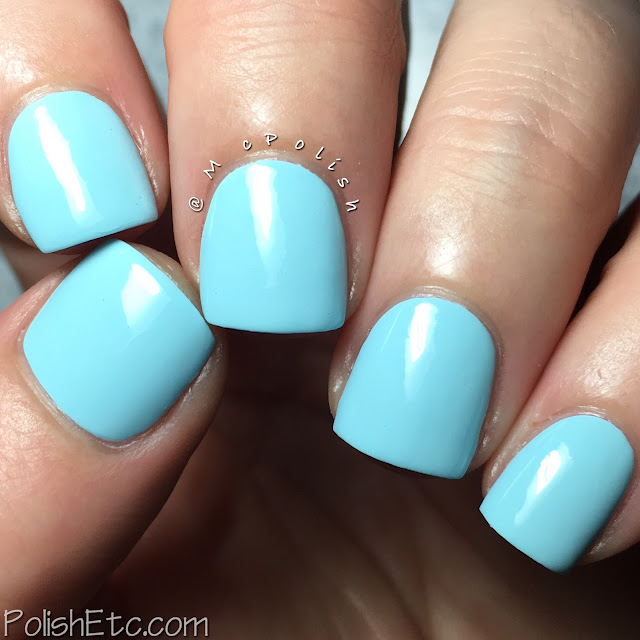 Glisten & Glow - Mother Earth Collection - McPolish - Mother Sea