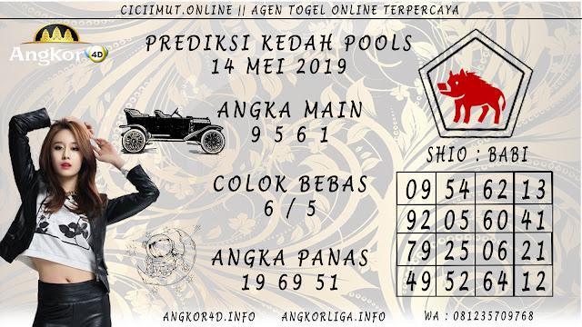 PREDIKSI KEDAH POOLS 14 MEI 2019