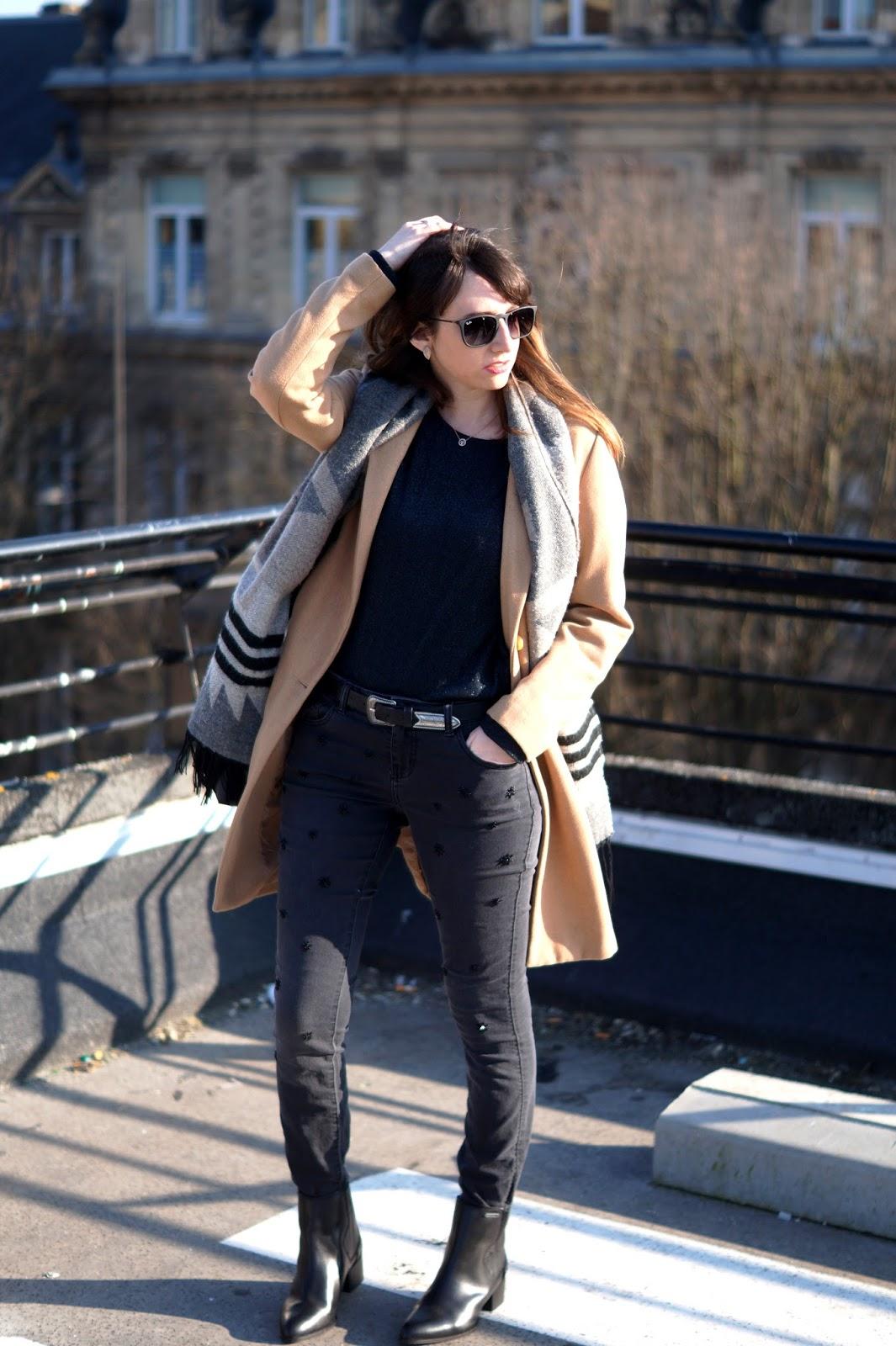 look d'hiver blog mode bordeaux