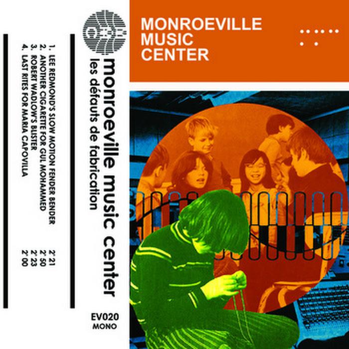 Monroeville Music Center - les défauts des fabrication